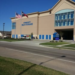 Photo Of Community Self Storage Houston Tx United States Ious Covered