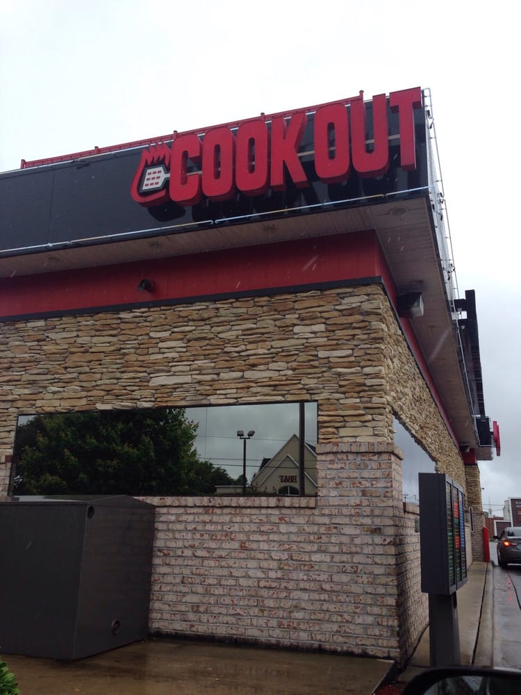 Food from Cook Out