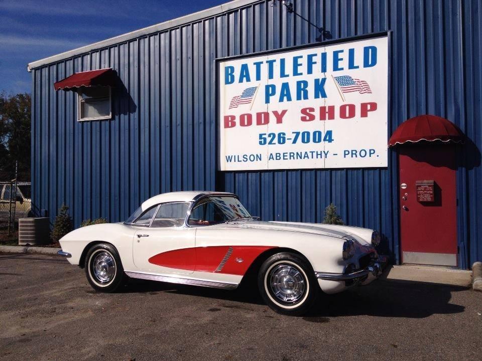 Battlefield Park Body Shop