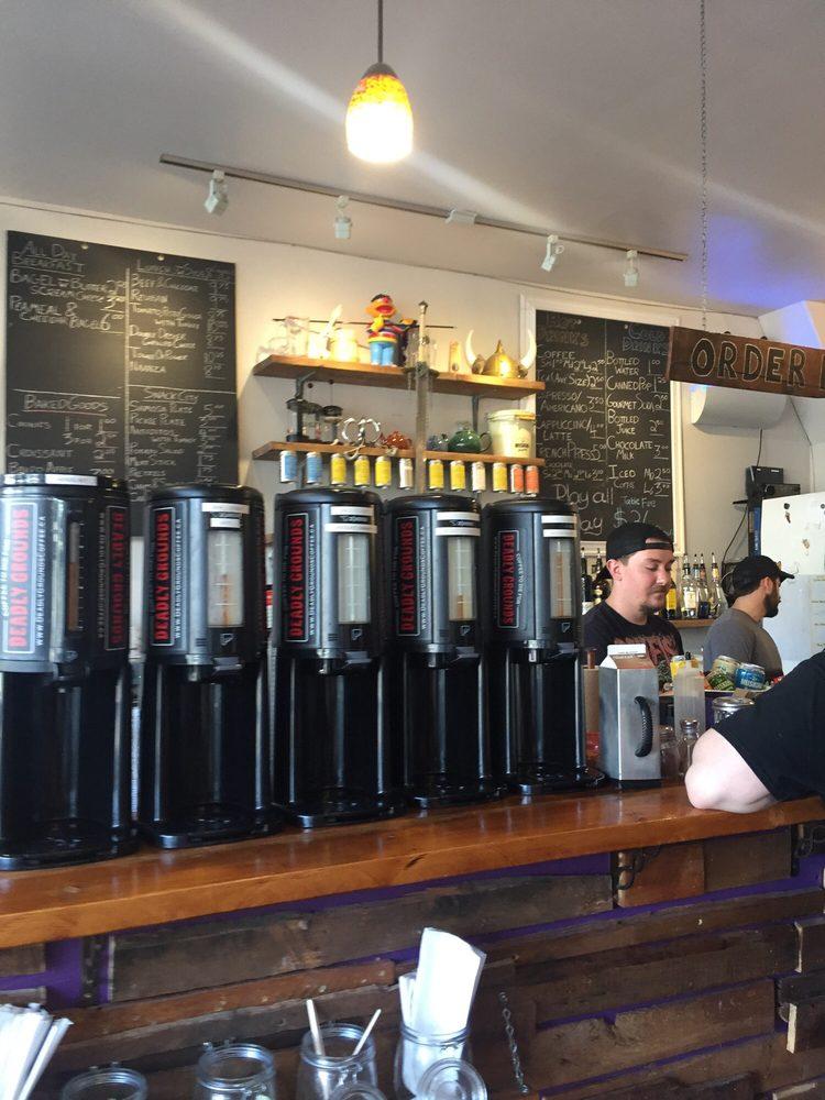 Brew Wizards Board Game Café