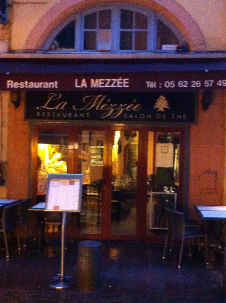 Restaurant La Mezzee Toulouse