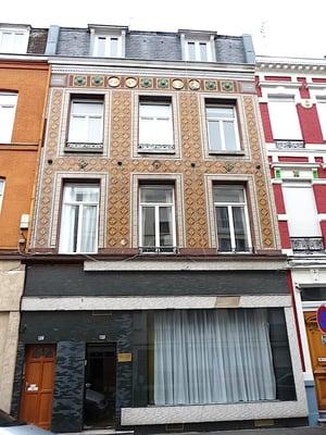 La maison cavrois landmarks historic buildings 42 for 82 rue brule maison lille