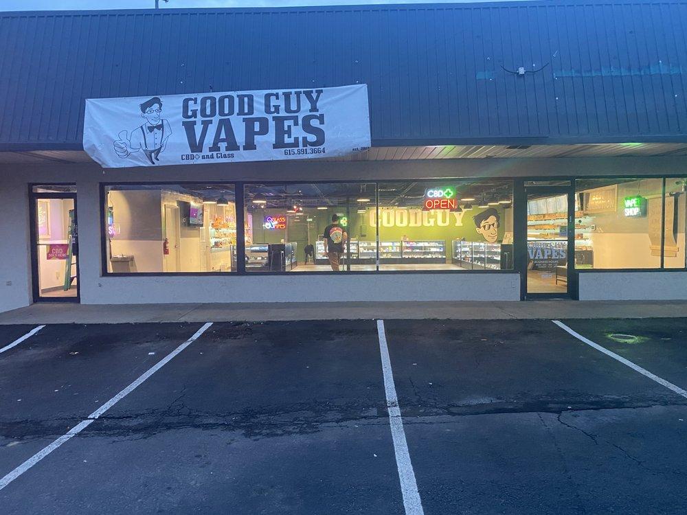 Good Guy Vapes: 799 W Main St, Hendersonville, TN