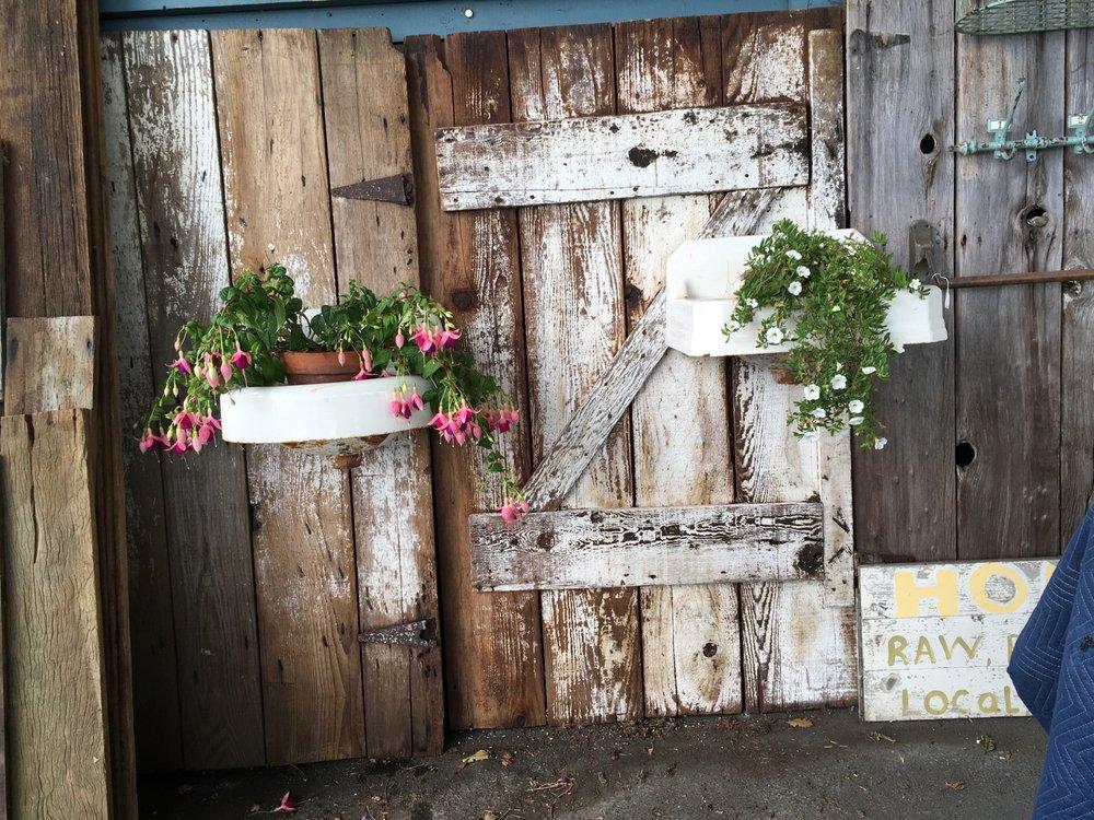 The Back Porch: 1380 9th St, Arcata, CA