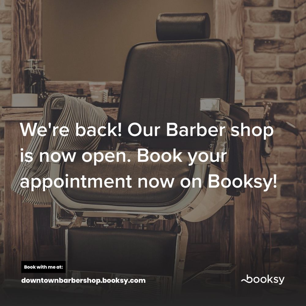 Downtown Barber Shop: 16 Main St, Northborough, MA