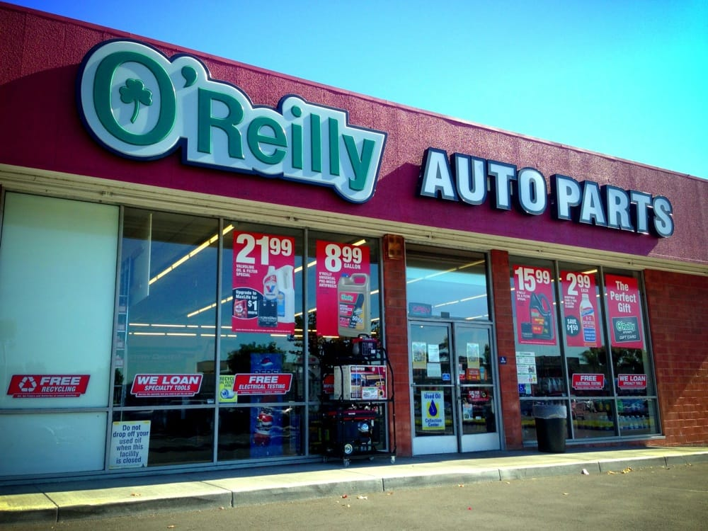 o reilly auto parts 24 reviews auto parts supplies 2978 yorba linda blvd fullerton ca. Black Bedroom Furniture Sets. Home Design Ideas