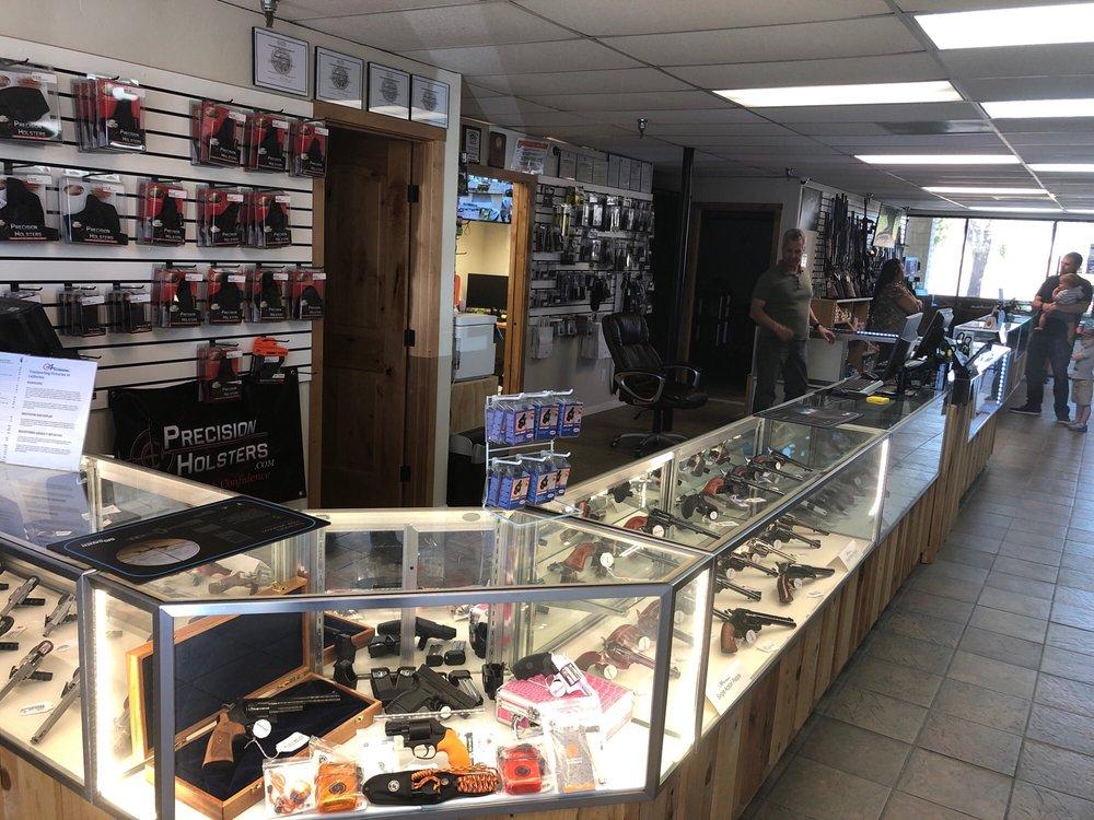 G4 Firearm: 428 Larkfield Ctr, Santa Rosa, CA