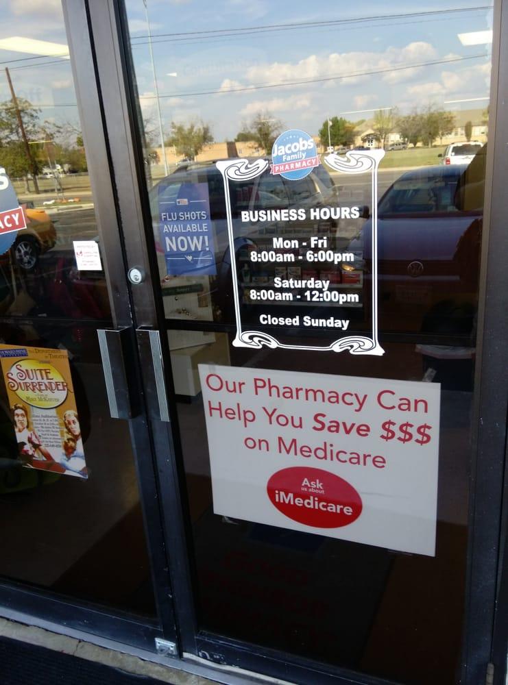 Jacobs Family Pharmacy: 2701 Austin Ave, Brownwood, TX