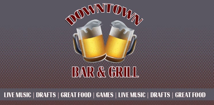 Social Spots from Downtown Bar & Grill