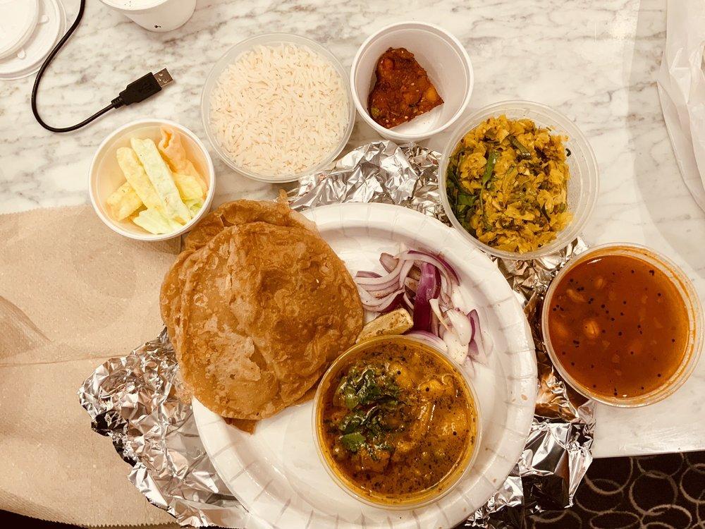 Shreeji Indian Vegetarian Street Food: 1987 S Hurstbourne Pkwy, Louisville, KY