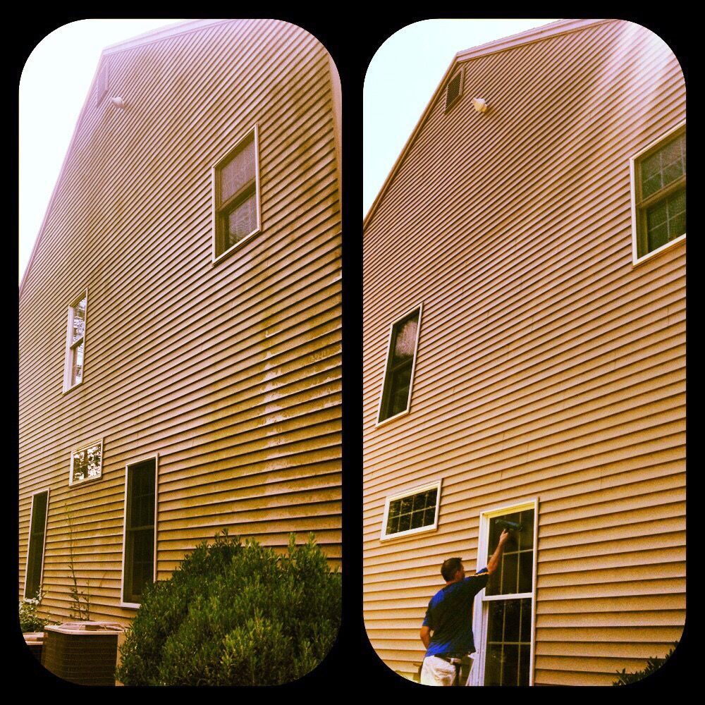 Shore Window Cleaning: 31375 Mount Hermon Rd, Salisbury, MD