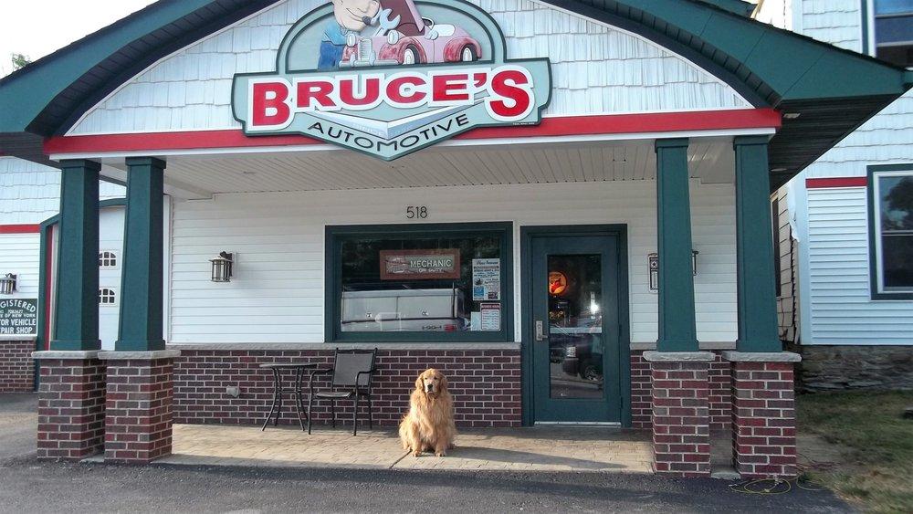 Bruce's Automotive: 518 Main St, East Aurora, NY