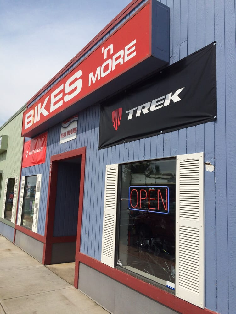 Bikes N More: 200 NW 1st Ave, Canby, OR