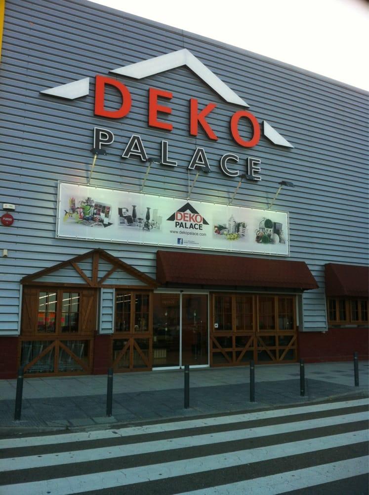 Deko palace decoraci n del hogar avenida diagonal 8 for Decoracion hogar zaragoza