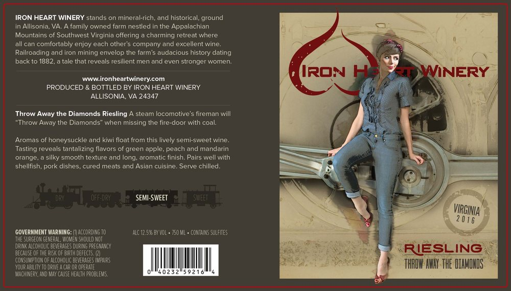 Iron Heart Winery: 3742 Boone Furnace Rd, Allisonia, VA
