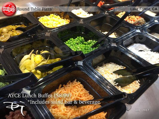 Round Table Lunch Buffet.Round Table Pizza Order Food Online 84 Photos 116 Reviews