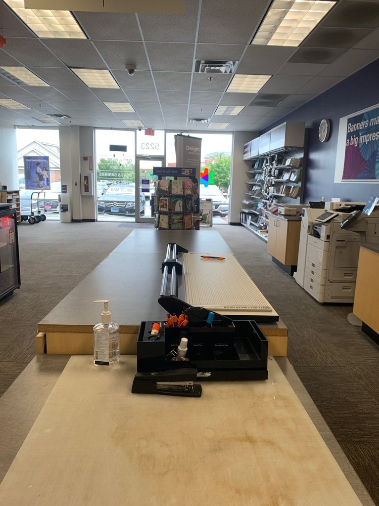 FedEx Office Print & Ship Center: 5223 Presidents Ct, Frederick, MD