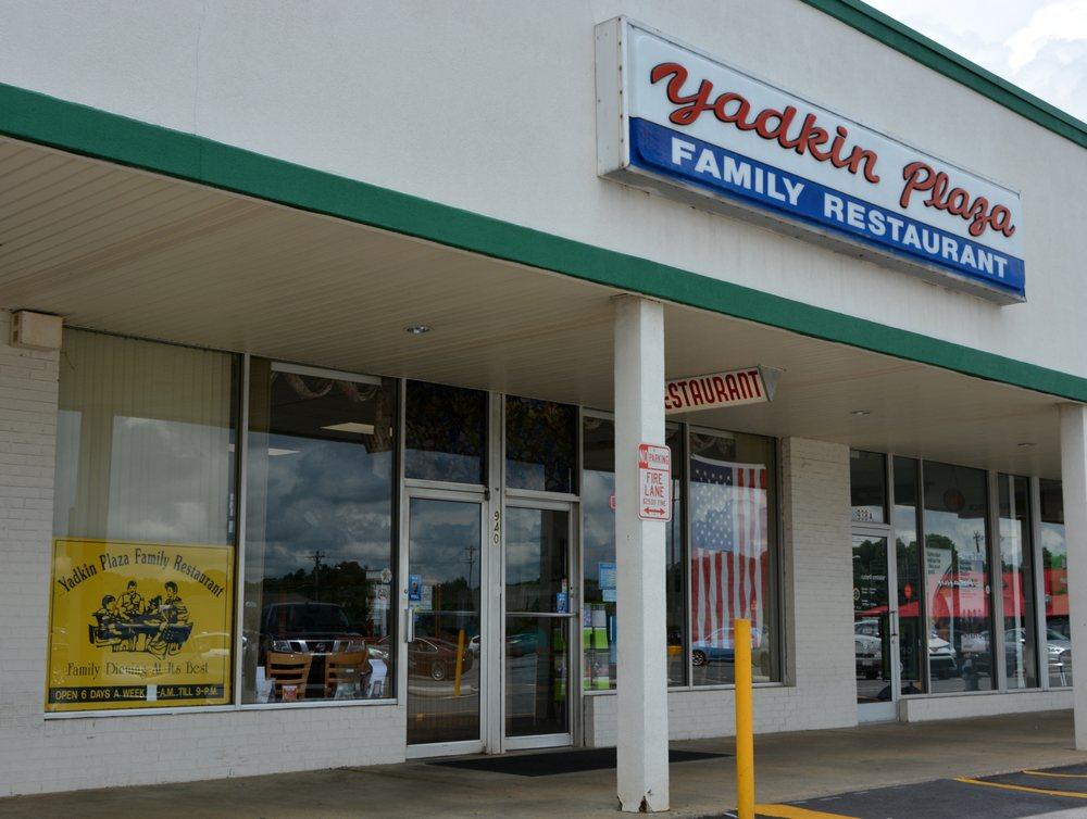 Yadkin Plaza Restaurant Yadkinville Nc