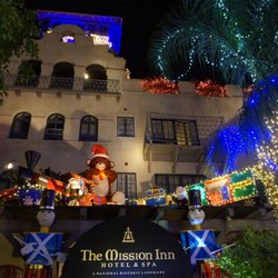 Mission Inn Hotel & Spa - Festival of Lights - 2015 Photos