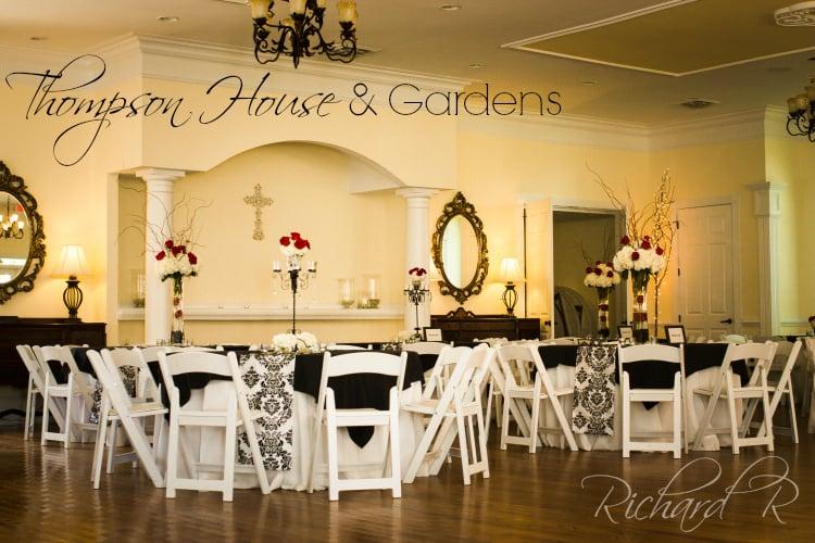Thompson House and Garden: 1431 Atlanta Hwy, Bogart, GA