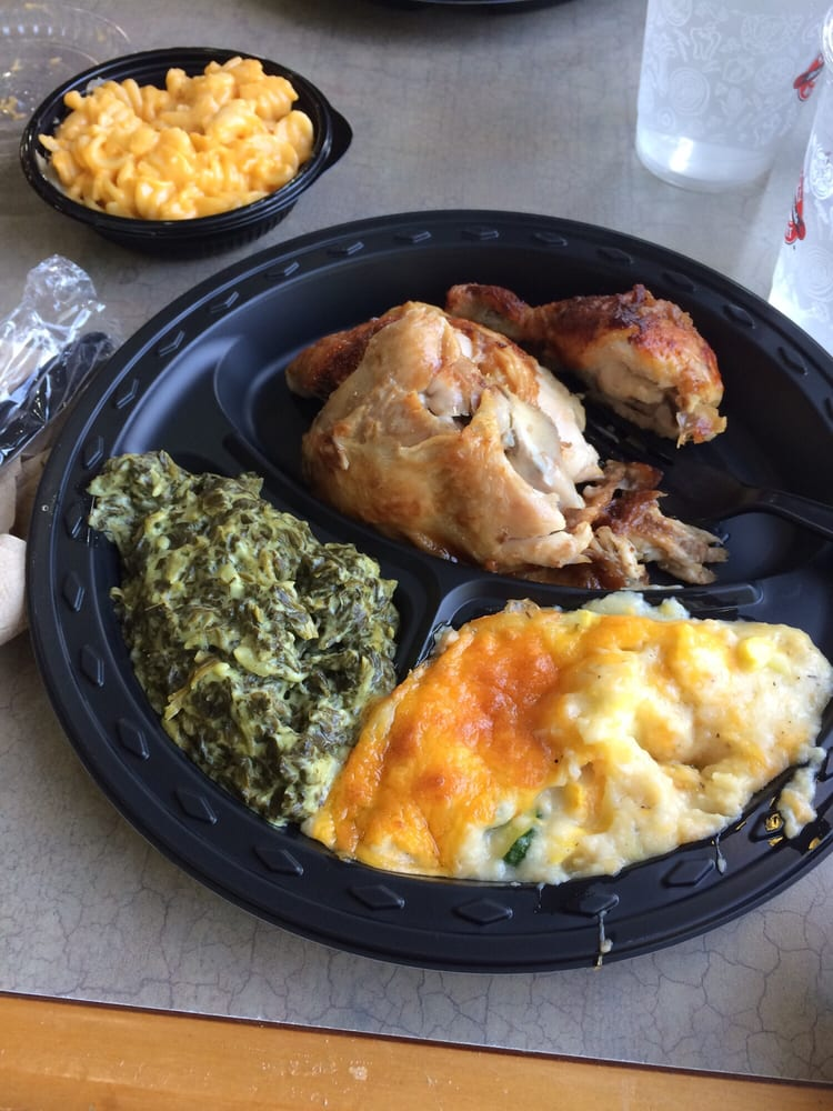 Is Boston Market Thanksgiving Food