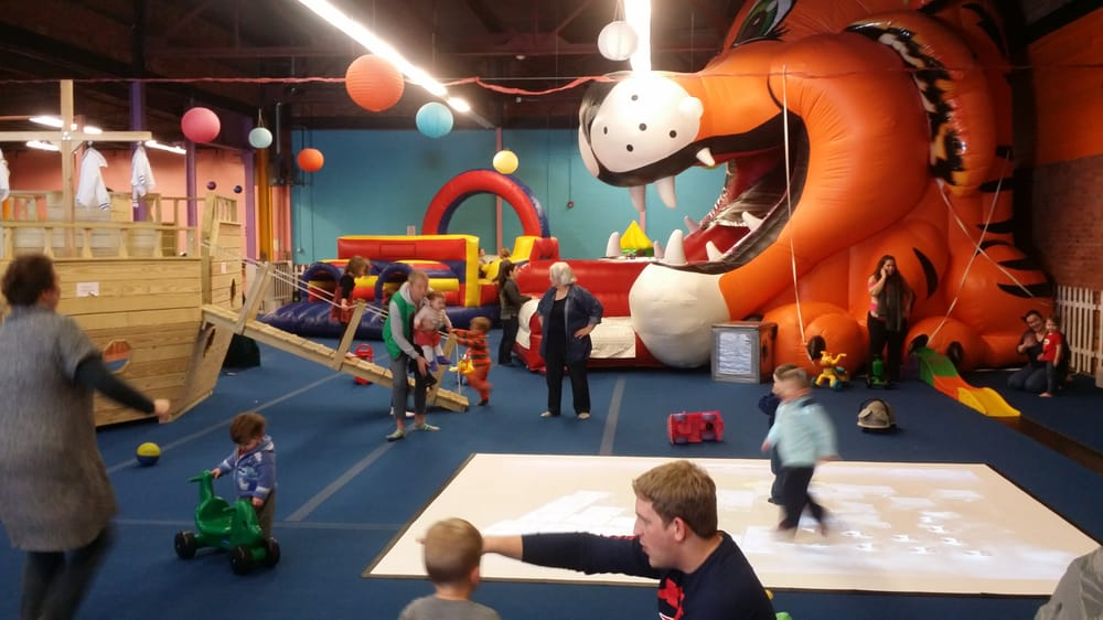 Indoor Playground Watertown