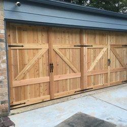 Photo Of Texas Best Garage Door   Spring, TX, United States. Custom 16x7