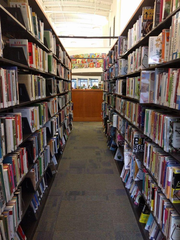 Atlanta-Fulton Public Library East Atlanta Branch