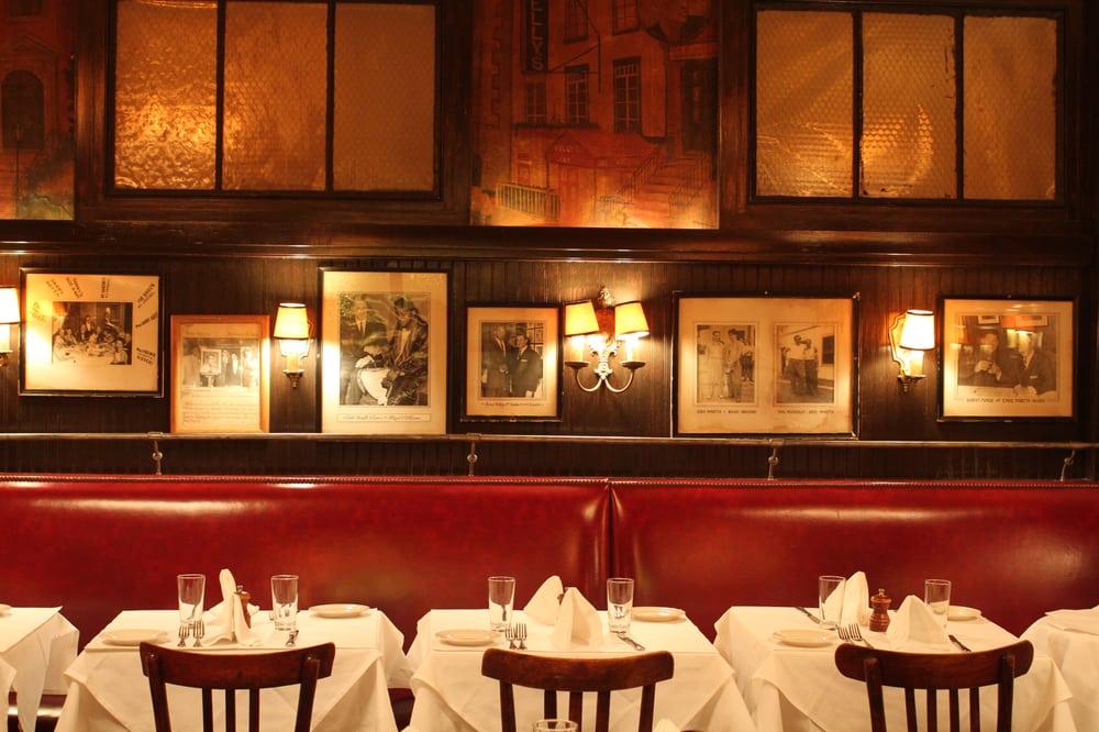 Minetta Tavern - New York, NY, United States. Dining Room