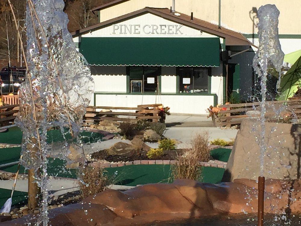 Pine Creek Golf Center: 2379 Duncan Ave, Alison Park, PA