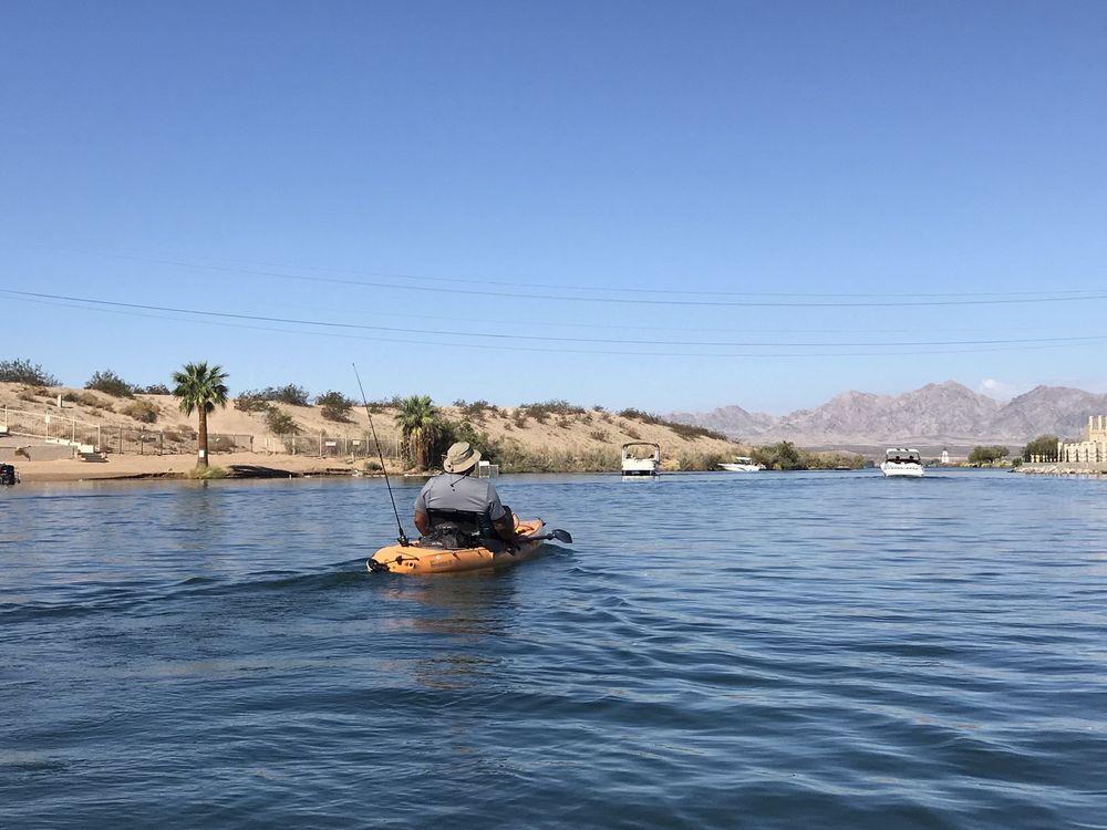 Southwest Kayaks: 423 English Village, Lake Havasu City, AZ