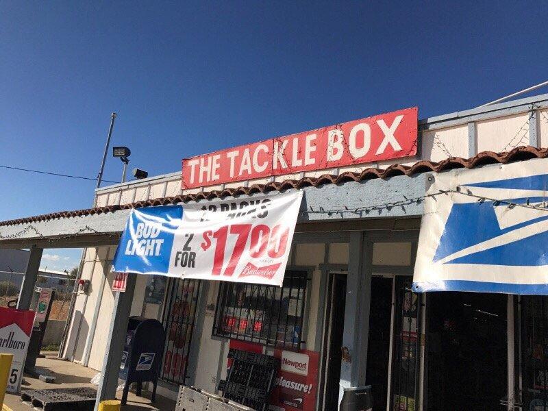 Tackle Box: 17170 Road 26, Madera, CA