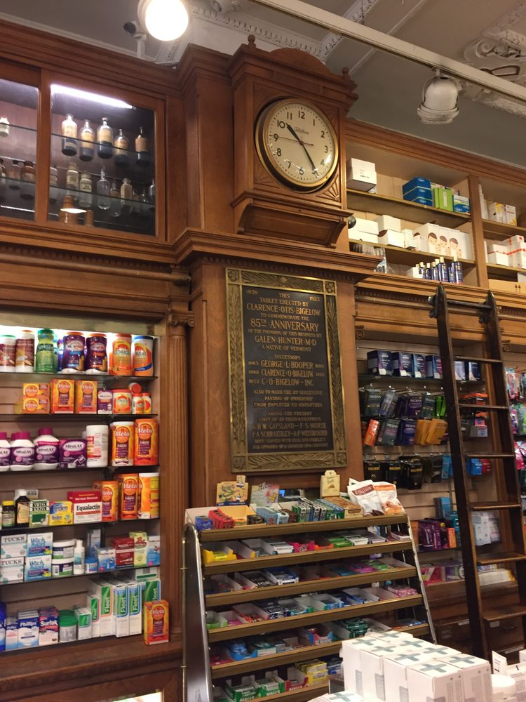 CO Bigelow Apothecaries