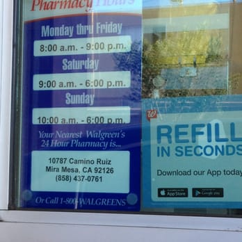 Walgreens - 13 Photos & 21 Reviews - Drugstores - 13390 Poway Rd ...
