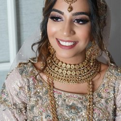 Photo of Aasiyah Sharieff Makeup Artist - Boston, MA, United States. My wedding