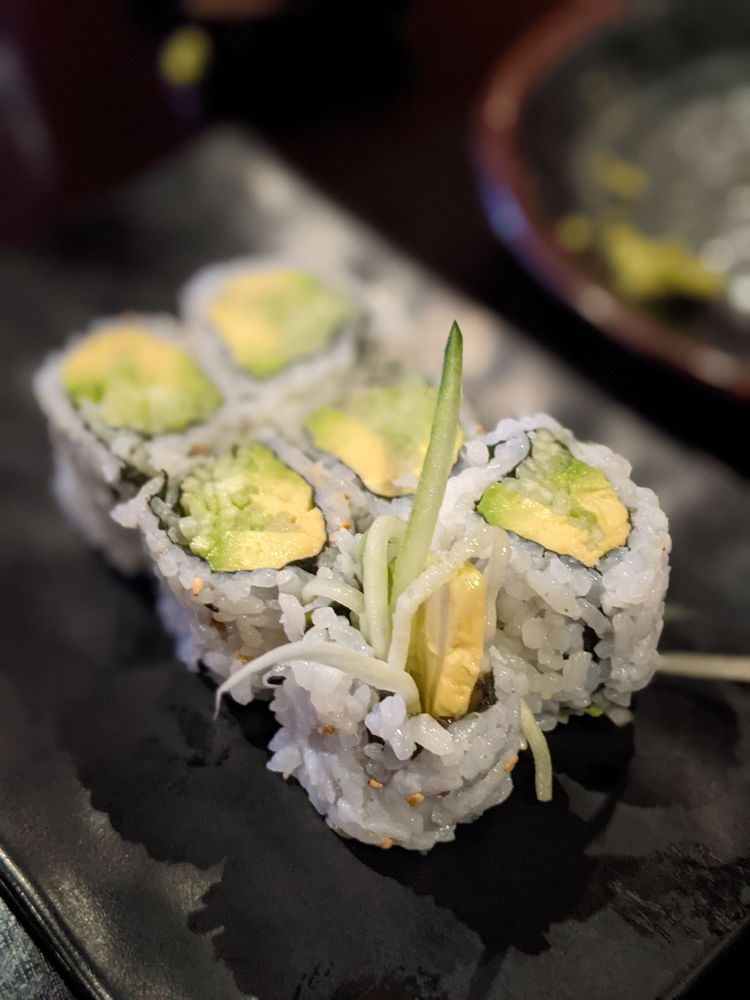 Akame Sushi: 4056 Commonwealth Ave, Eau Claire, WI