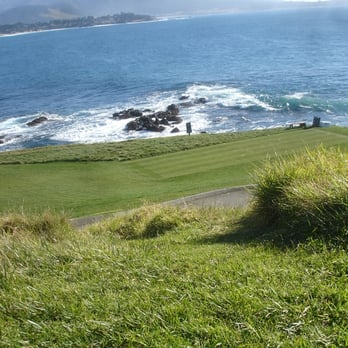 Photo Of At T Pebble Beach National Pro Am Golf Tournament Monterey Ca