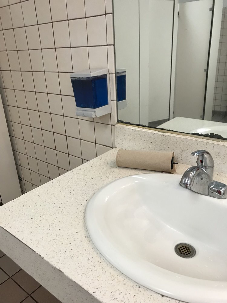 Soap Dispenser Not Working How Do Employees Wash Their