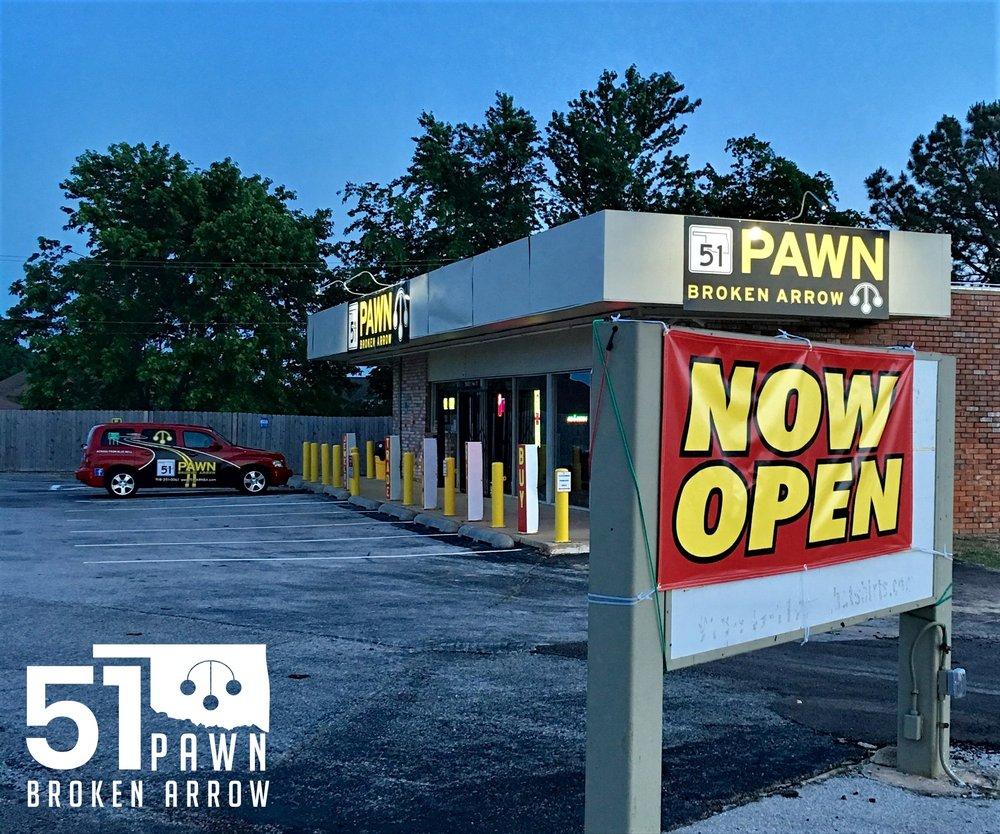 51 Pawn BA: 20420 E Hwy 51, Broken Arrow, OK