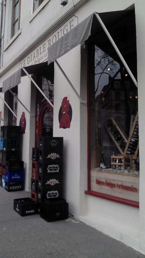 le diable rouge 11 photos 16 reviews off licence 23 rue d 39 austerlitz croix rousse lyon. Black Bedroom Furniture Sets. Home Design Ideas