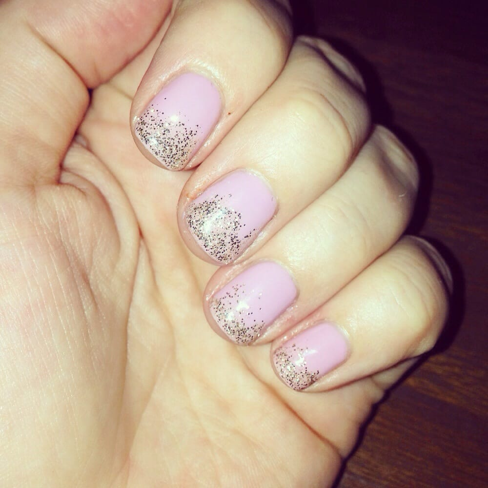 Golden Nail Salon: My Fabulous Gel Manicure By Trish!