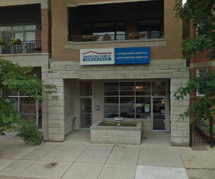 Clifford Surges - American Family Insurance: 210 B N River St, East Dundee, IL