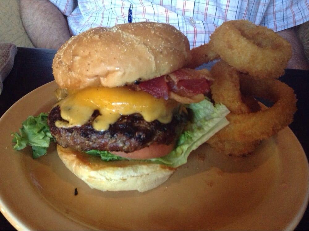"""Big Kahuna"""" Hawaiian BurgerYelp"""