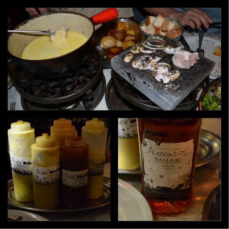 Restaurant Rue De La Parcheminerie Paris Fondue