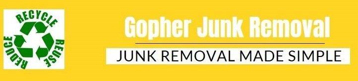 Gopher Junk Removal: 11320 Upper 33rd St N, Lake Elmo, MN