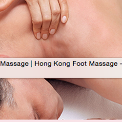 Hong Kong Massage Services