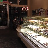 Lark Cake Shop Sunset