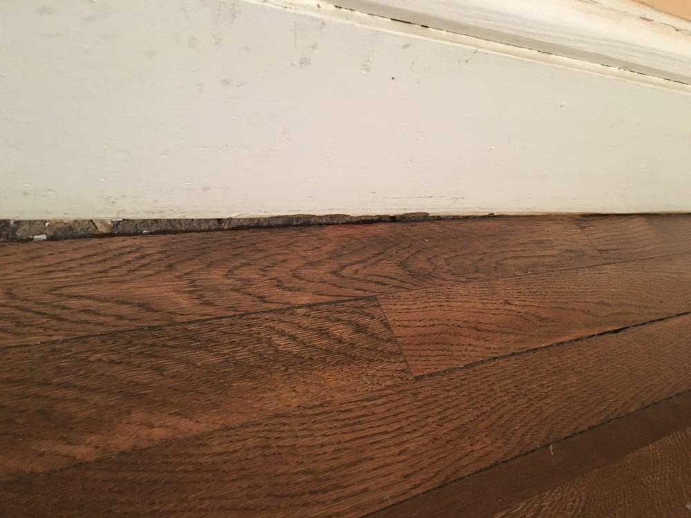 Space Between Floors And Walls Yelp