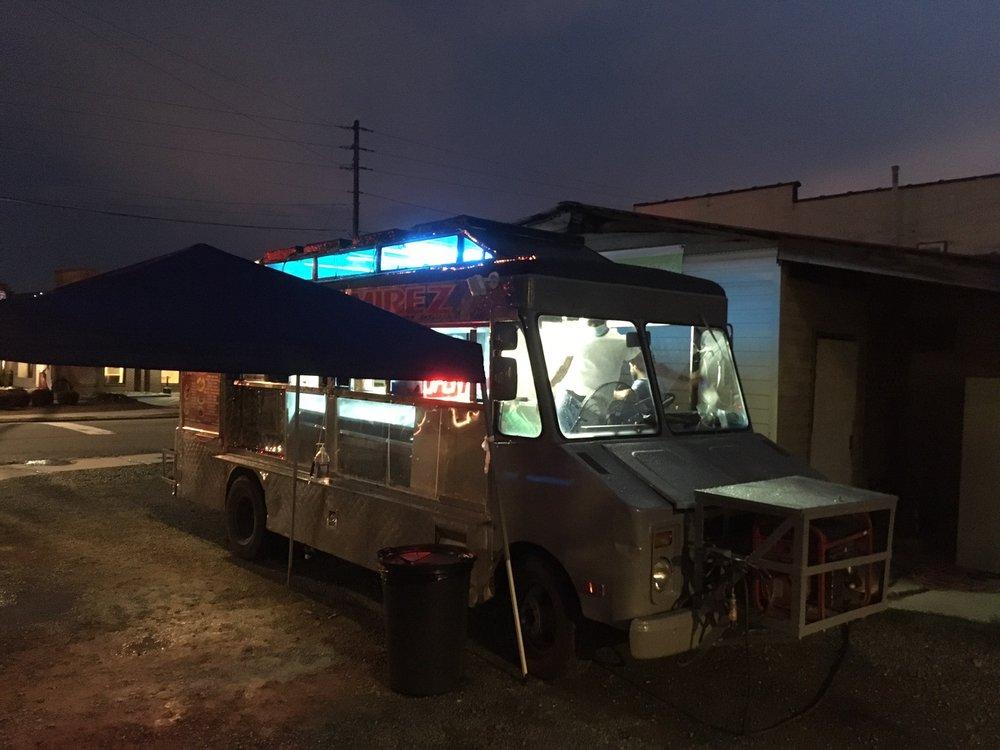 Tacos Ramirez: Carrboro, NC