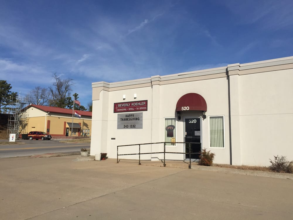 Beverly Koehler Tax Service: 520 S Hope St, Jackson, MO